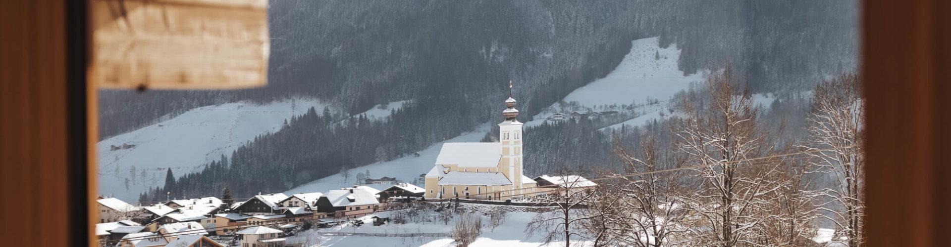 Hotel Silberfux St. Veit im Winter